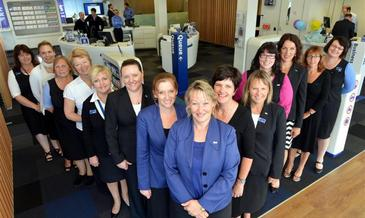 The women of the bnz dunedin branch manager janice 513831ec2d