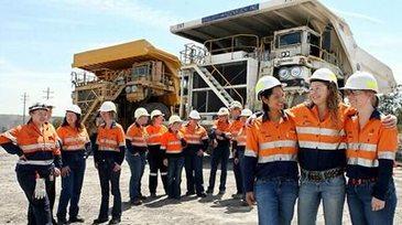 Miners women