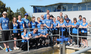 Waters staff