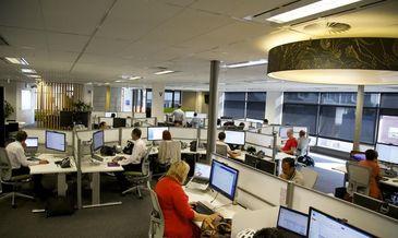 Fairfax media office