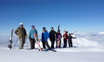 Holmes ski