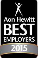 Aon hewitt bestemployerslogo accreditation 2015