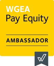 Wgeapayequity ambassador pms logo